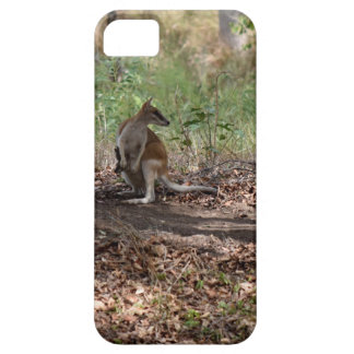 WALLABY AND JOEY RURAL QUEENSLAND AUSTRALIA iPhone 5 COVERS