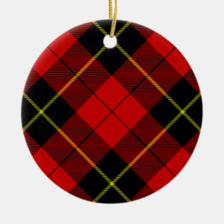 Wallace Christmas Ornament