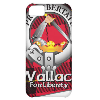 Wallace Clan iPhone 5C Case