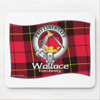 Wallace Clan Mouse Pad