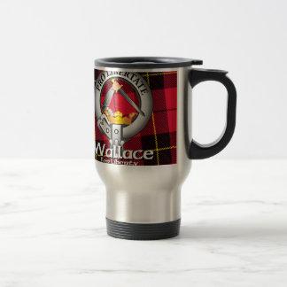 Wallace Clan 15 Oz Stainless Steel Travel Mug