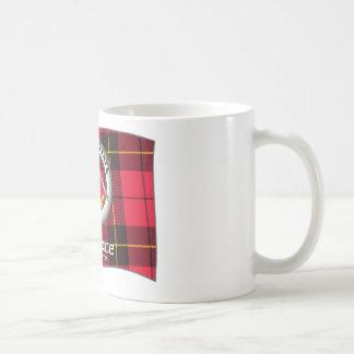 Wallace Clan Coffee Mugs