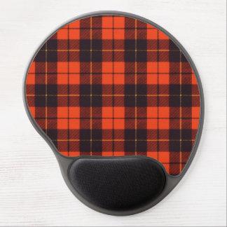 Wallace clan Plaid Scottish tartan Gel Mouse Pad