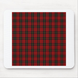 Wallace Clan Scottish Tartan Mouse Pad