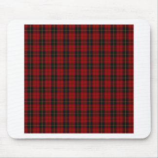 Wallace Clan Scottish Tartan Mouse Pad