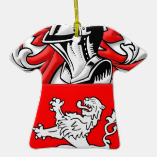 Wallace Coat of Arms Ornaments