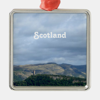 Wallace Monument Christmas Ornament