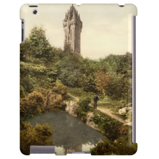 Wallace Monument, Stirling, Scotland iPad Case