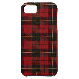 Wallace plaid iphone5 case