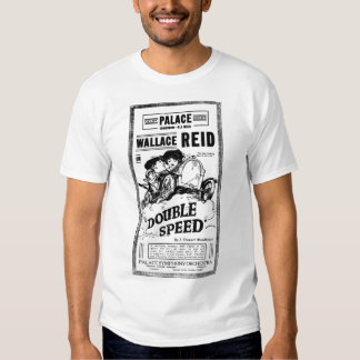 Wallace Reid 1920 vintage movie poster T-shirt