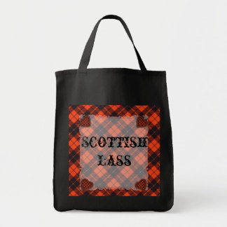 Wallace Scottish clan tartan - Plaid Tote Bag