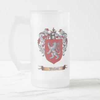 Wallace Shield of Arms Coffee Mug