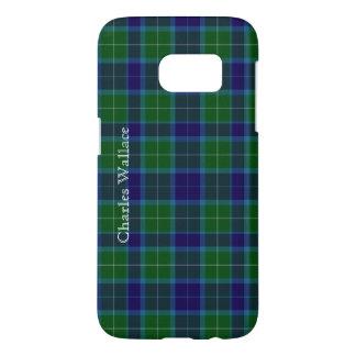 Wallace Tartan Plaid Samsung Galaxy S7  Case