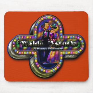 Walldo Astoria Mousepad