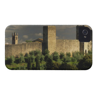 Walled city of Monteriggioni, in the province of Case-Mate iPhone 4 Cases