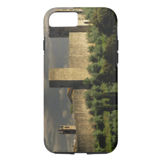 Walled city of Monteriggioni, in the province of iPhone 8/7 Case