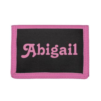 Wallet Abigail