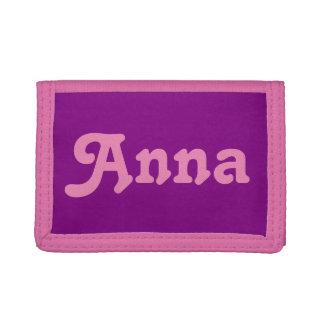 Wallet Anna