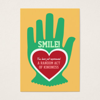 Wallet Card: Random Act of Kindness (RAK) Gift