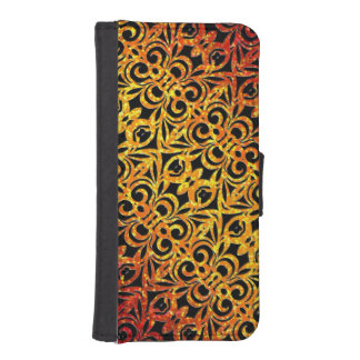 Wallet Case iPhone 5s Indian Style