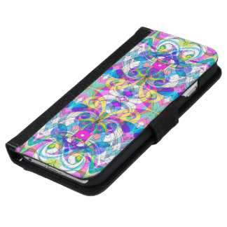 Wallet Case iPhone 6 Indian Style