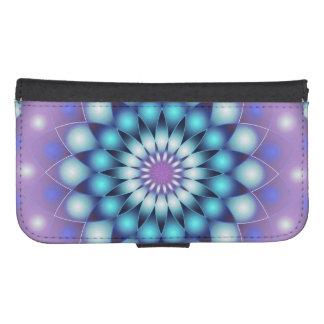 Wallet Case Samsung S4 Mandala