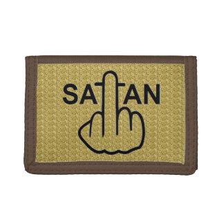 Wallet Satan Flip