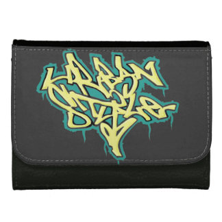 Wallet URBAN STYLE graffiti