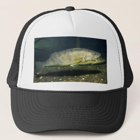 walleye cap