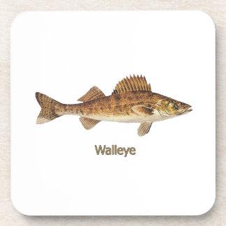 Walleye (Great Lakes) Drink Coaster