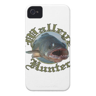 Walleye Hunter 2 iPhone 4 Covers