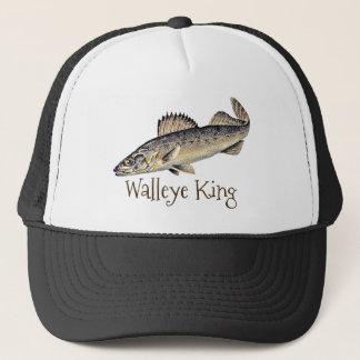 """""""Walleye King"""" Cap"""