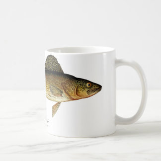 Walleye Pike Fish Coffee Mug