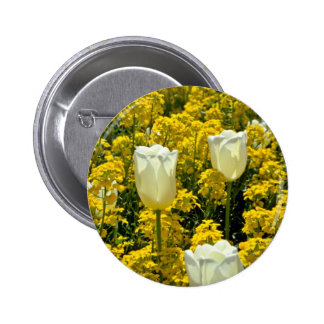 Wallflower and Tulips Pink flowers Pin