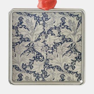 Wallflower' design christmas ornament