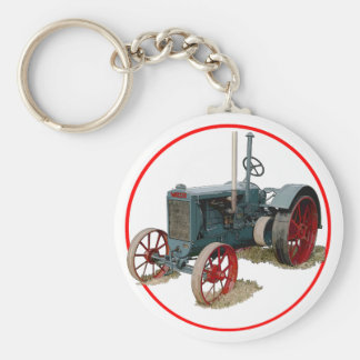 Wallis Tractor Key Ring