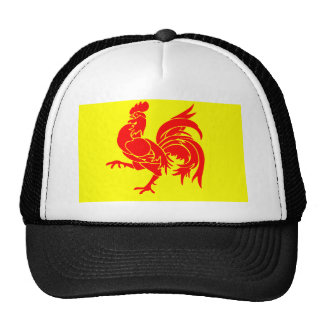Wallon Rooster Cap