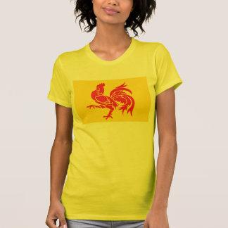 Wallonia Flag T-shirt