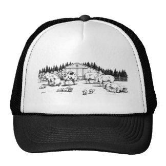 wallowing cap