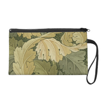 Wallpaper Design with Acanthus/Woodland colours, 1 Wristlet