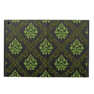 Wallpaper Floral Green iPad Air Cover