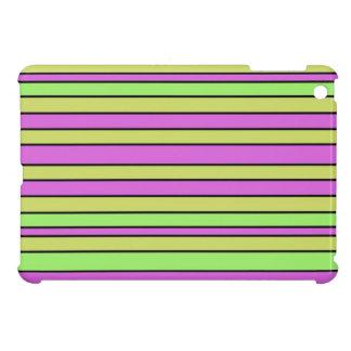 Wallpaper Print Stripe Design iPad Mini Covers