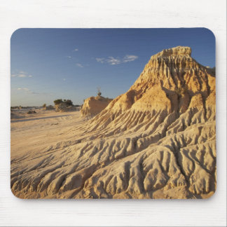 Walls of China Formations, Mungo National Mouse Mat