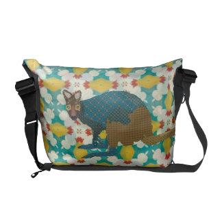 Wally Retro Messenger Bag