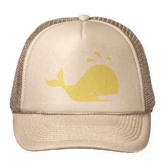 Wally the whale cap