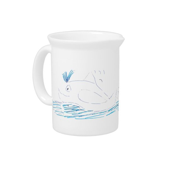 Wally Whale Pitcher