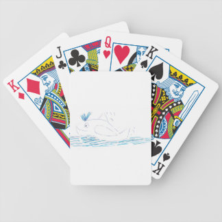 Wally Whale Playing Cards