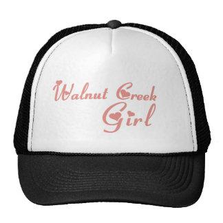 Walnut Creek Girl tee shirts Cap