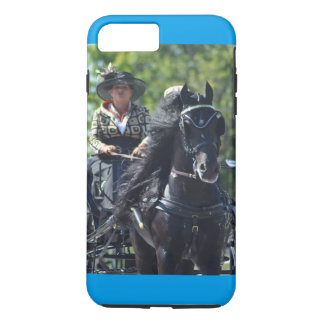 walnut hill carriage driving horse show iPhone 7 plus case