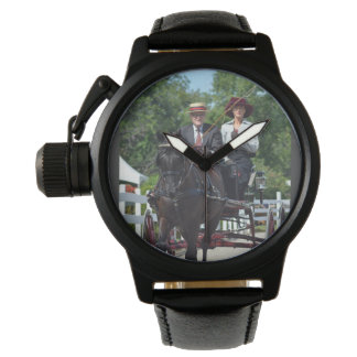 Walnut Hill Carriage Driving Show 2015 Watches
